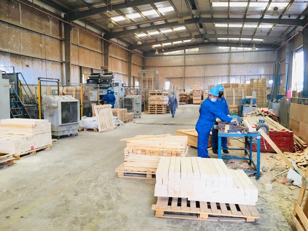 Abu Dhabi Pallet Industry