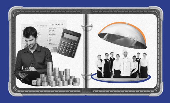 تطبيق أنظمة التحكم في عمل ّيات تشغيل مطعمكم