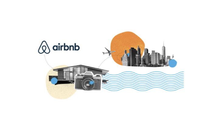 ألعاب الابتكار والتفكير التصميمي في حلّ مشاكل الأعمال -  حالة  Airbnb