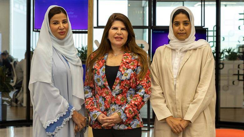 Apply now for the Women in Tech programme, supported by Hub71 and DIFC