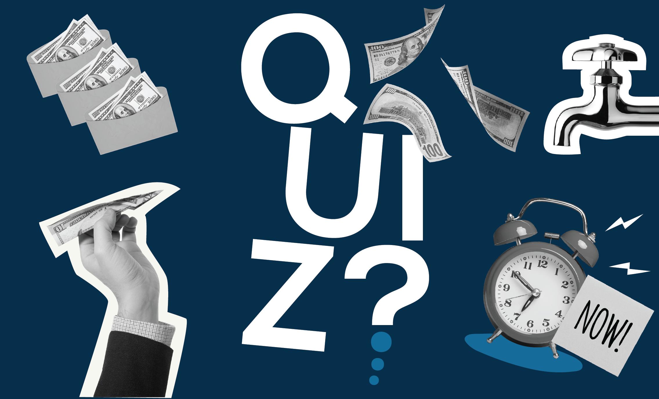 Quiz: Do you understand the Three Financial Statements?