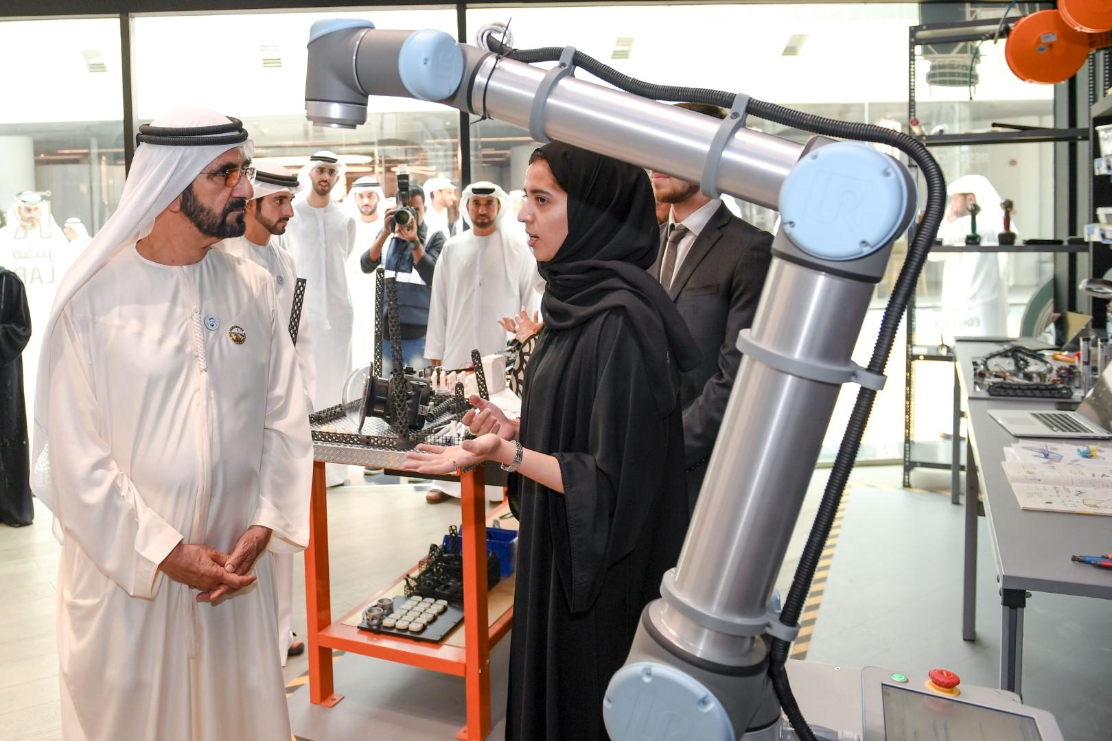 دولة الإمارات تطلق البرنامج الوطني للمبرمجين