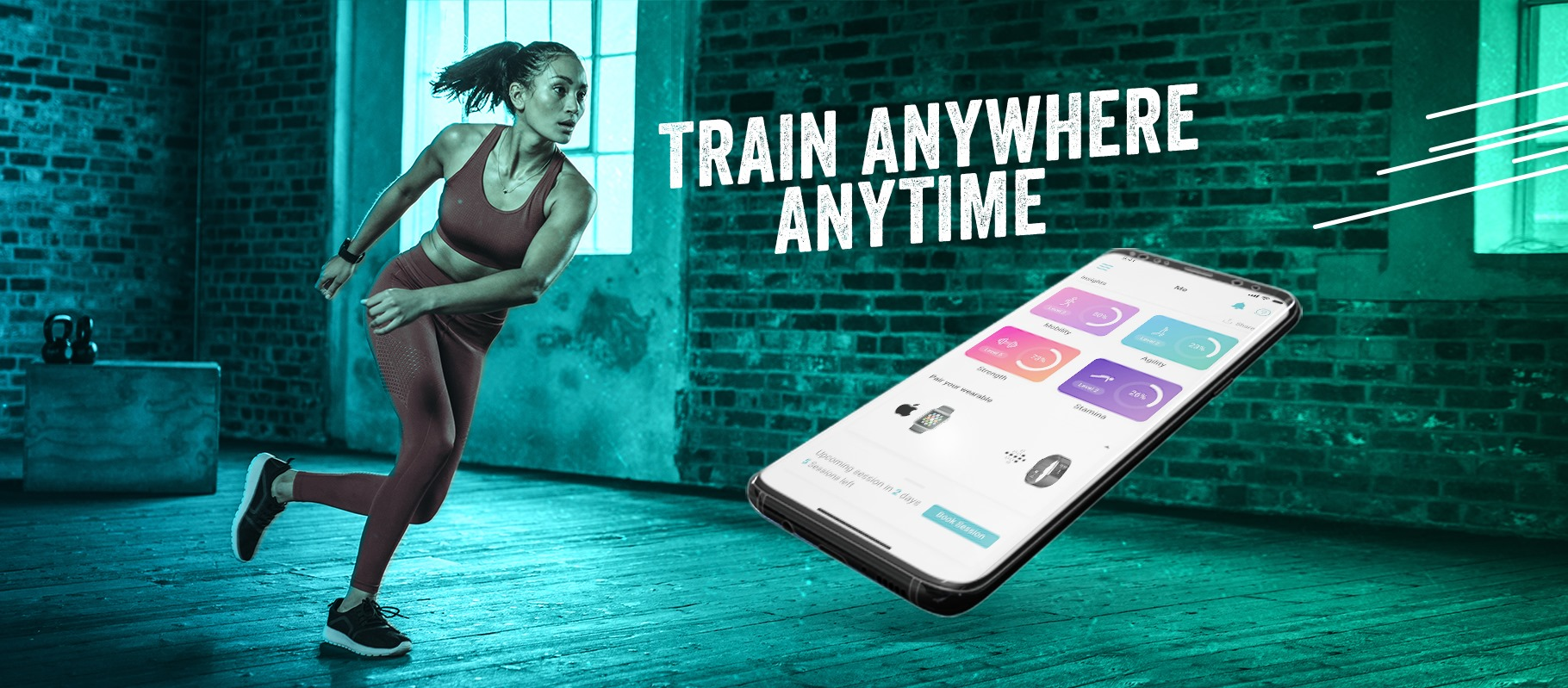 Enhance Fitness, on-demand personal trainer platform, raises $3 million in Series A funding