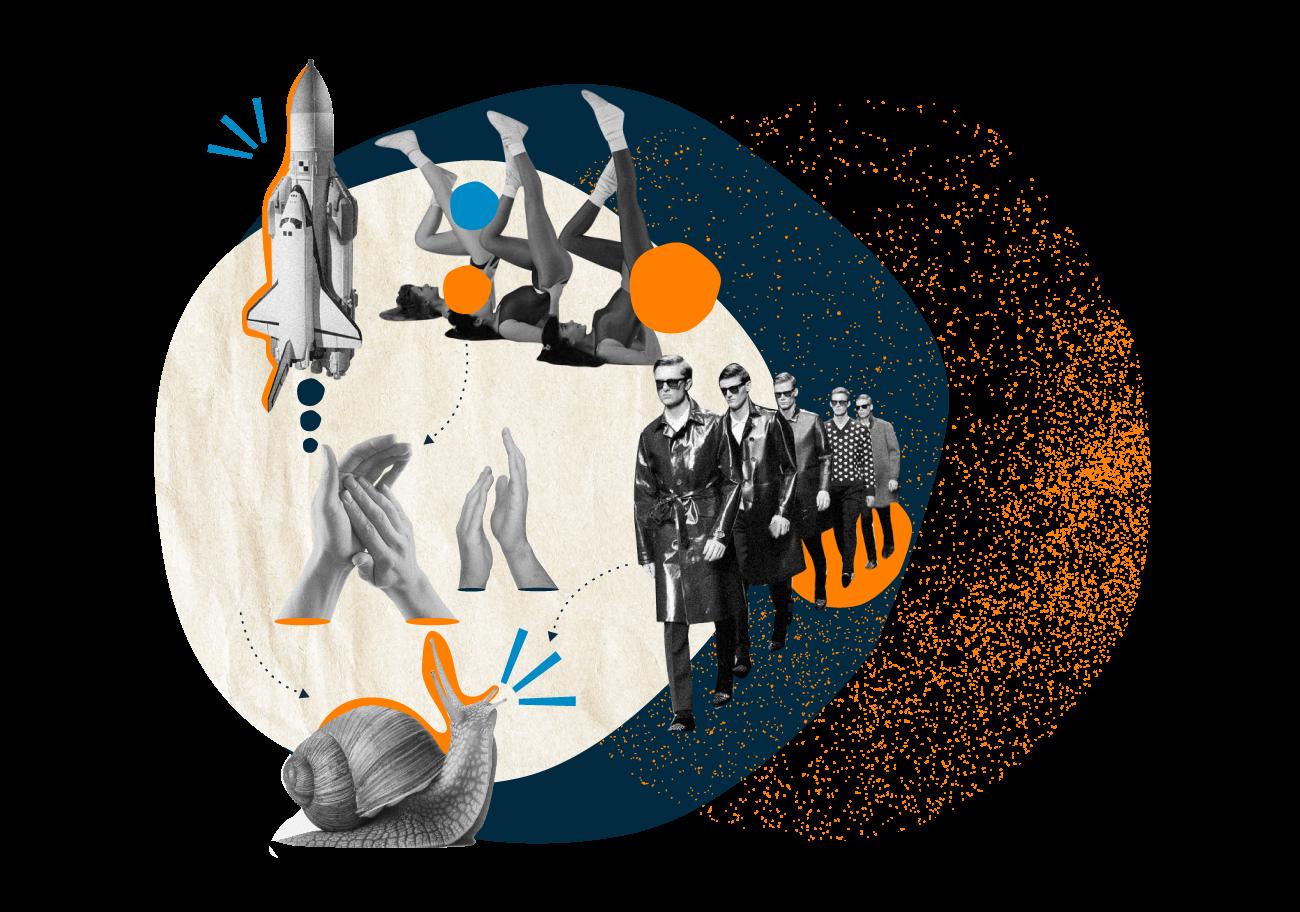 نموذج انتشار الابتكار : فهم طريقة إشراك مختلف أنواع العملاء