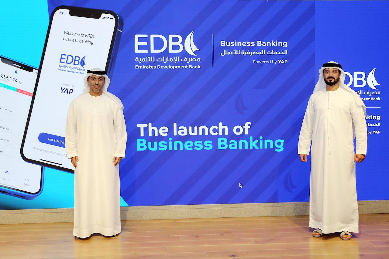 Emirates Development Bank launches Business Banking App for SMEs