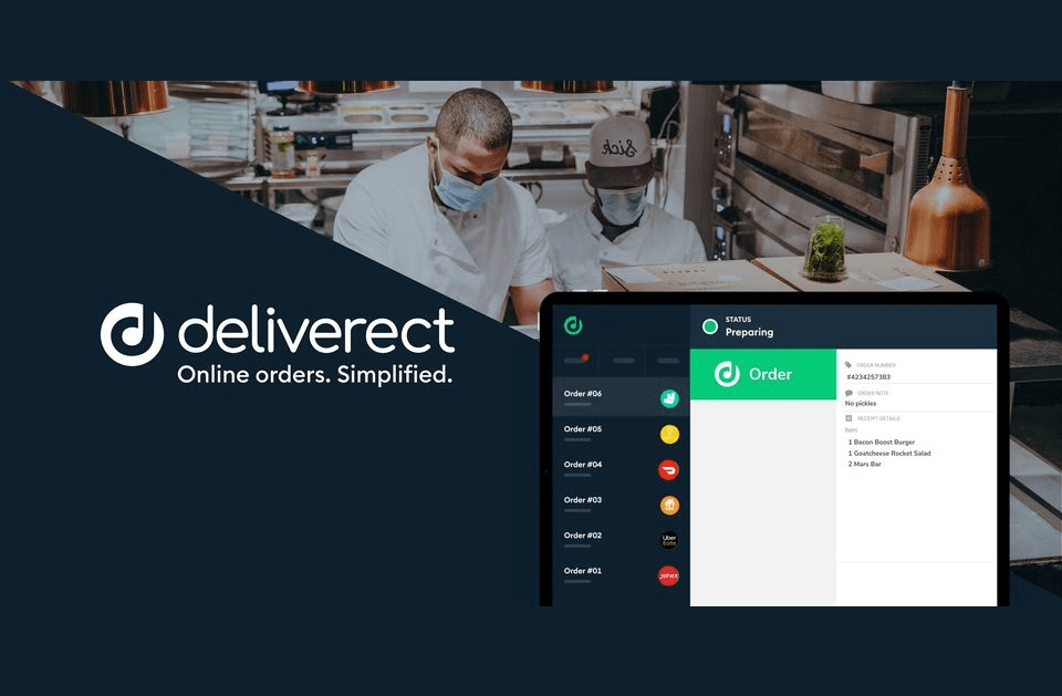 Meet Deliverect, the aggregator of food aggregators