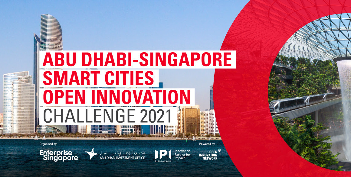 Final Call for proposals: Abu Dhabi-Singapore Smart Cities Open Innovation Challenge 2021