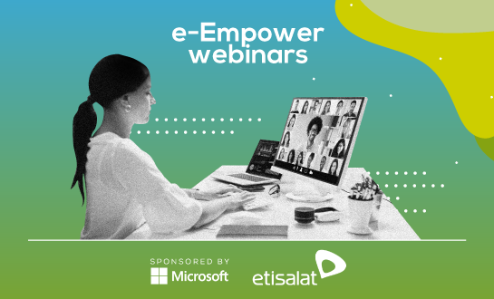 e-Empower Webinars: Leverage Microsoft Teams for your business