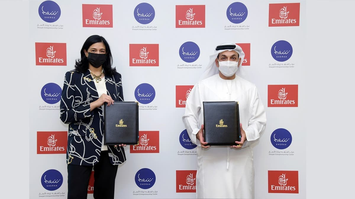emirates-and-sheraa-sign-mou-to-cultivate-startup-ecosystem