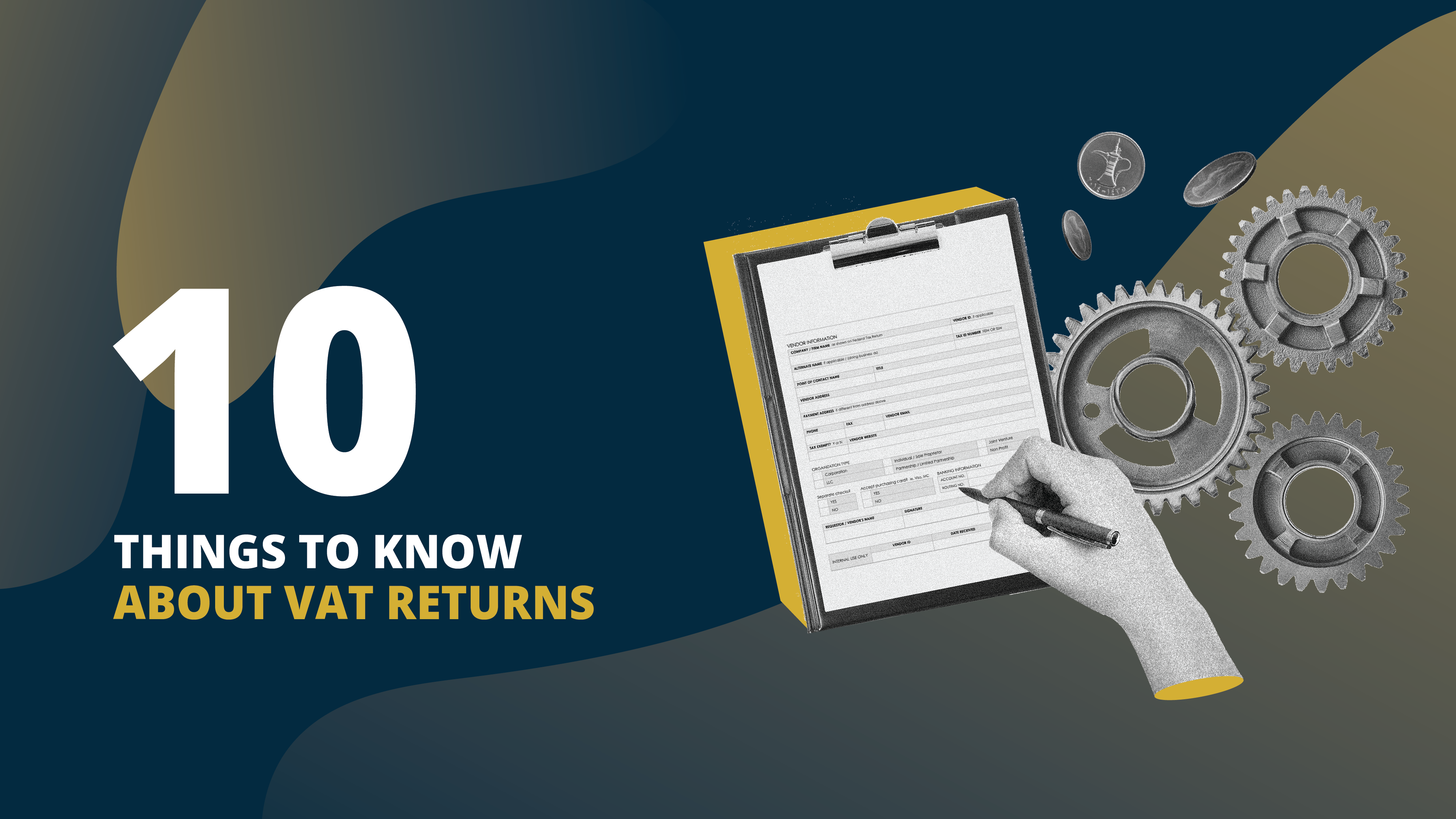 10 Essential things to know before filing your VAT Returns